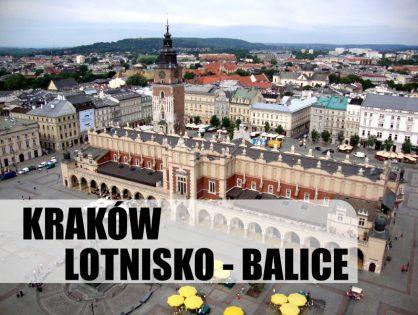 Kraków - Balice (lotnisko)